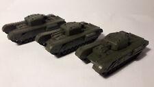 3. Stk. Roco Minitanks H0 Panzer DBGM Churchill