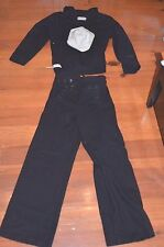ANTIQUE VINTAGE ORIGINAL WWII UNIFORM NAVY CRACKER JACK NAVAL CLOTHING FACTORY