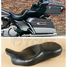 Rider and Passenger Seat For Harley Touring FLHX FLHTCU FLHR 2014-2017 2015 2016