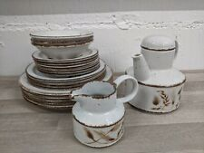 Wild Oats Stonehenge Oven-to-tableware Midwinter - Plates - Bowls - Jug - Pot
