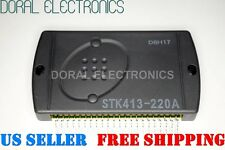 STK413-220A Sanyo Original Free Shipping US SELLER Integrated Circuit IC OEM