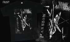 ANAAL NATHRAKH -Passion-  British extreme metal band,T_shirt-SIZES:S to 6XL