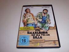 DVD  Zwei Himmelhunde auf dem Weg zur Hölle In der Hauptrolle Bud Spencer