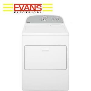Whirlpool Atlantis 3LWED4815FW 15kg 6th Sense American Style Dryer