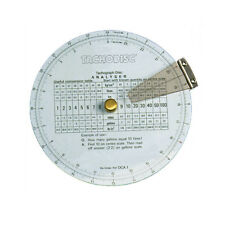 Tachodisc Analogue Tachograph Disc Checker - Robust OFFICE Model (DCA1)