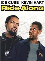 RIDE ALONG - 2014 DVD BRAND NEW FACTORY SEALED Ice Cube Kevin Hart
