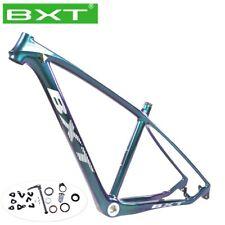 29in Full Carbon Mountain Bike Frame BSA Chameleon Blue 29er MTB Bicycle Frames