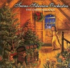 Trans-siberian Orchestra - The Christmas Attic CD Atlantic