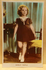 Film Stars - Shirley Temple -  #41H  postcard