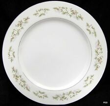 International Silver Co 326 Springtime Fine China Four Plates 10 3/8 inch Plate