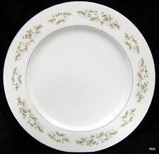 International Silver Co 326 Springtime Fine China Four Plates 10 3/8 inch Plate