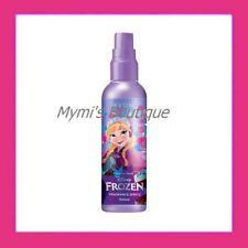 Spray corps brume parfumée Reine des Neiges framboise barbe à papa AVON Frozen