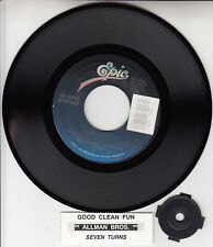 """THE ALLMAN BROTHERS BAND  Good Clean Fun 7"""" 45 record NEW + jukebox title strip"""