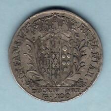 Italy - Naples. 1785-BP/C-CC, 100 Grana.. F+/aVF