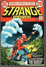 Strange Adventures 241    Adam Strange               DC 1973
