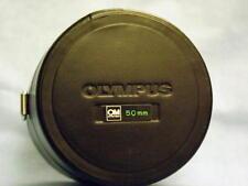 OLYMPUS OM ZUIKO 50mm F1.2 LENS CASE