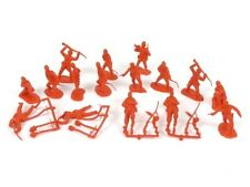 Conte Collectibles British 24th Foot Zulu War Plastic 54mm Toy Soldiers Set 3