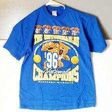 Vintage University of Kentucky UKY  Wildcats The Untouchables 1996 T-Shirt XL