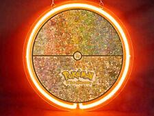 Pokemon Hub Bar Display Advertising Neon Sign
