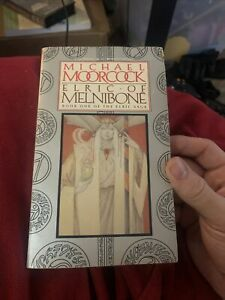 Elric of Melnibone by Michael Moorcock (1987, Mass Market)