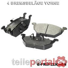 SET BRAKE PADS DISCS AUDI A1 VW POLO 6R 9N FRONT