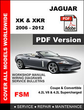 automotive pdf manual ebay stores rh ebay com 2010 Jaguar XKR 2011 Jaguar XKR Interior