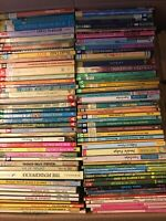 Lot of 10 Chapter ALL SCHOLASTIC Children Young RANDOM UNSORTED BOOKS MIX ExLib