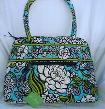 VERA BRADLEY BAG - Bowler Style Purse - ISLAND BLOOMS - Brand new with Tag