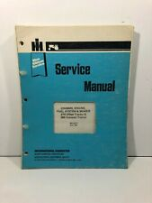 New ListingInternational Harvester 274 Offset Tractor & 284 Compact Tractor Service Manual