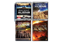 Ancient Aliens TV Series Complete Season 1-9 1 2 3 4 5 6 7 8 9 NEW 32-DISC DVD
