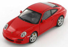 Porsche 911 (997) Carrera S  Red 1:43