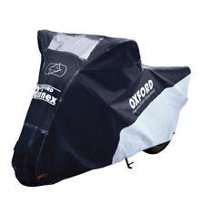 Oxford Rainex Outdoor Waterproof Motorcycle Bike Cover - Large (CV503)