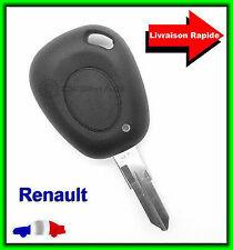 Coque Télécommande Plip Clé Pour Renault SCENIC/Kangoo/Twingo/Master + Lame