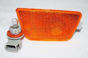 Front Side Marker Signal Park Light Lamp Passenger Side For 2011-2015 Cruze