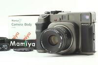 【 TOP MINT in BOX 】 Mamiya 7 Medium Format + N 80mm f/4 L Lens Hood Japan #601