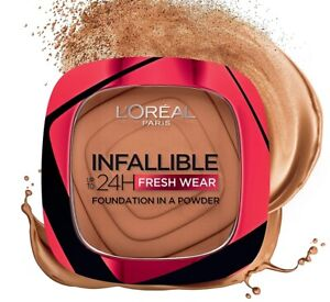 Loreal Infallible 24H Fresh Wear Foundation In A Powder, You Choose