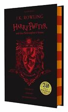 Harry Potter and the Philosopher's Stone (Gryffindor Ed.) by Rowling (Hardcover)