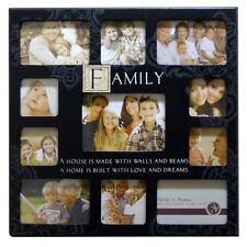 Art Deco Style Family & Friends Multi-Picture Frames