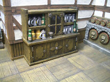 Tavern Cupboard Unpainted Resin Thomarillion Terrain Dwarven Forge D&D