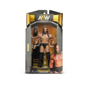 PAC AKA NEVILLE - AEW UNRIVALED 3  Action Figure