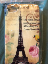 Brand New! Eiffel Tower Hard Plastic Back Skin Cover Cases For IPHONE 4/4S.