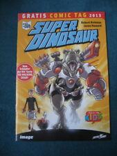 Super Dinoaur (Gratis Comic Tag 2013) (Robert Kirkman/Walking Dead/Cross Cult)