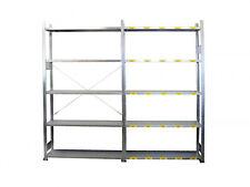 Vehículos pesados estante para sótano estante para taller estante de almacenamiento estantes apilable metal 120cm