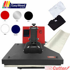 15x15 DIGITAL Heat Press Machine,Tshirts, HTV (BUNDLE), Sublimation - SALE!