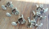 1940s 1950s 1960s GROVER OPEN BACK STA TITE TUNERS Martin Acoustic Kay Guitar