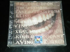 Alanis Morissette - supposé Former Infatuation Junkie - Album CD - 1998