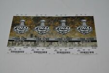 UNUSED Commemorative 2019 Stanley Cup Finals Games 1,2,5 AND GAME 7 Ticket Stubs