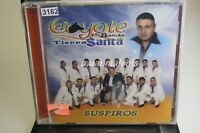 El Coyote y su banda Tierra Santa Suspiros , 2005 ,Music CD (NEW)