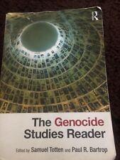 The Genocides Studies Reader