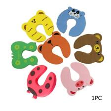 1pcs Children Baby Safety Cartoon Security Door Stopper Clip Clamp Pinch Hand